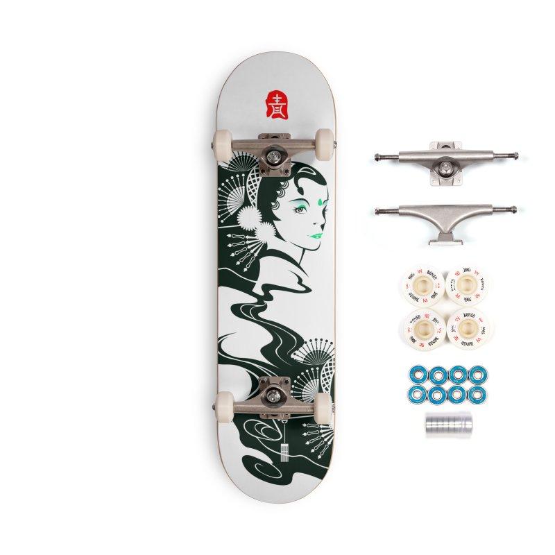 Xiao Qing Accessories Skateboard by KINONATO