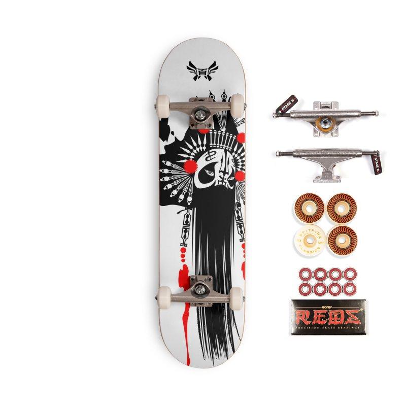 XiangYu Accessories Skateboard by KINONATO