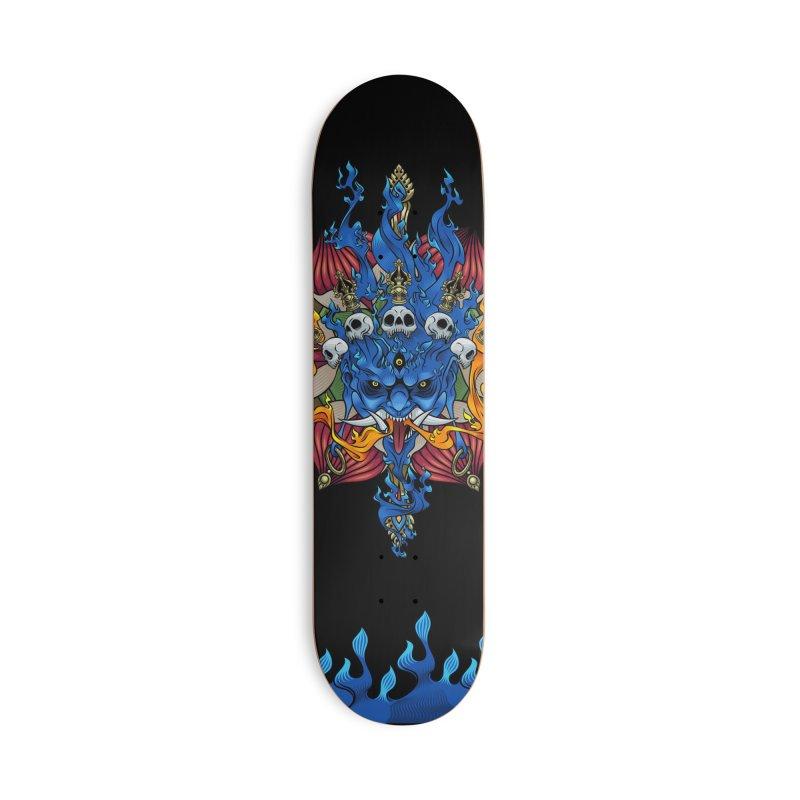 Mahakala Accessories Skateboard by KINONATO