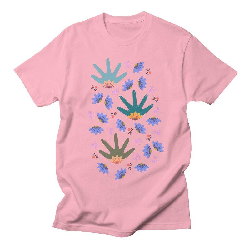 Spring Breeze Men's T-shirt by Kira Seiler