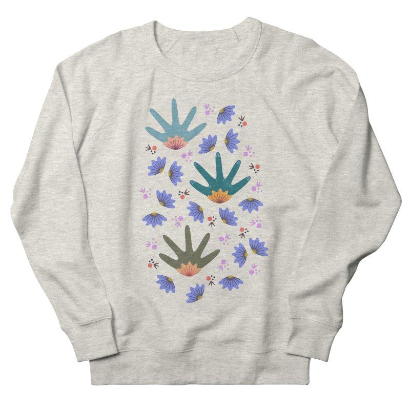 Spring Breeze Men's Sweatshirt by Kira Seiler