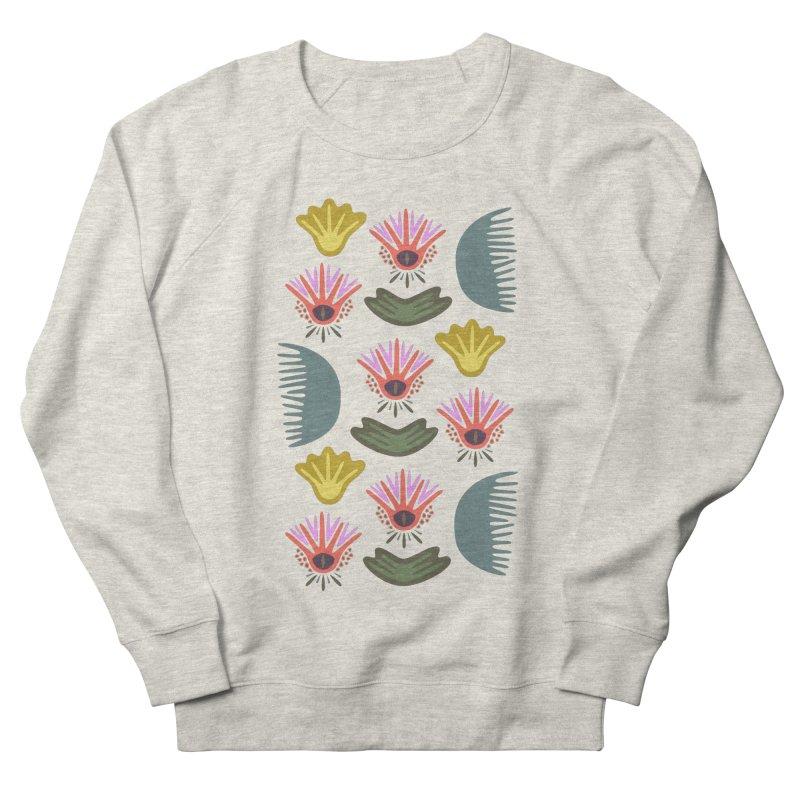 Water Lily Men's Sweatshirt by Kira Seiler