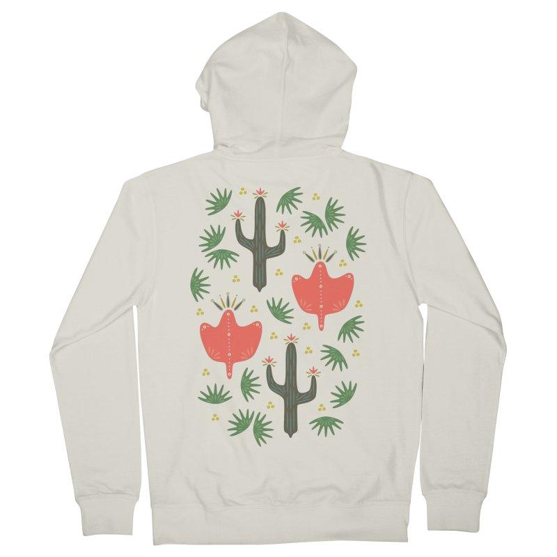 Mexican Spring Women's Zip-Up Hoody by Kira Seiler