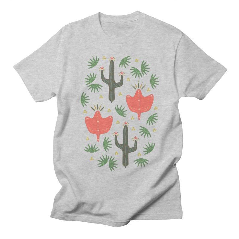 Mexican Spring Men's T-shirt by Kira Seiler
