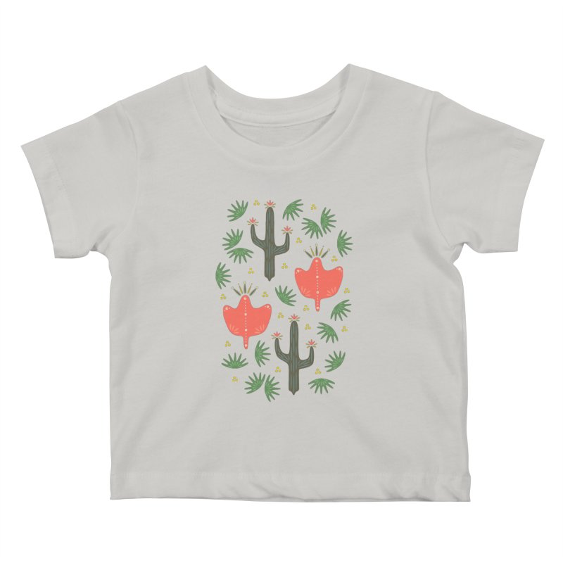 Mexican Spring Kids Baby T-Shirt by Kira Seiler