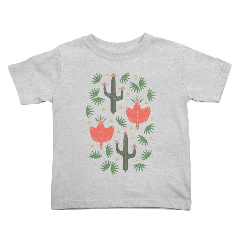 Mexican Spring Kids Toddler T-Shirt by Kira Seiler