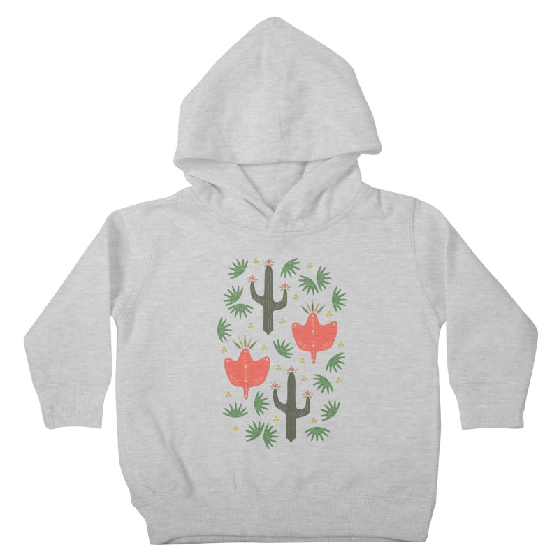 Mexican Spring Kids Toddler Pullover Hoody by Kira Seiler