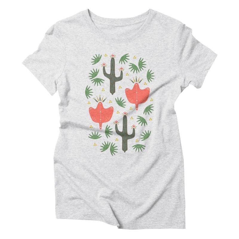 Mexican Spring Women's Triblend T-shirt by Kira Seiler
