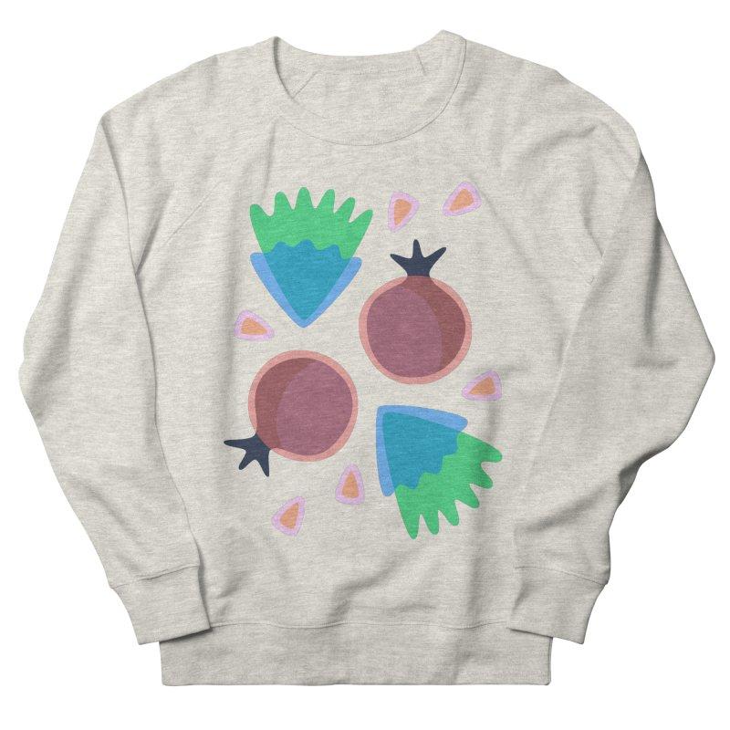 Pomegranate Women's Sweatshirt by Kira Seiler