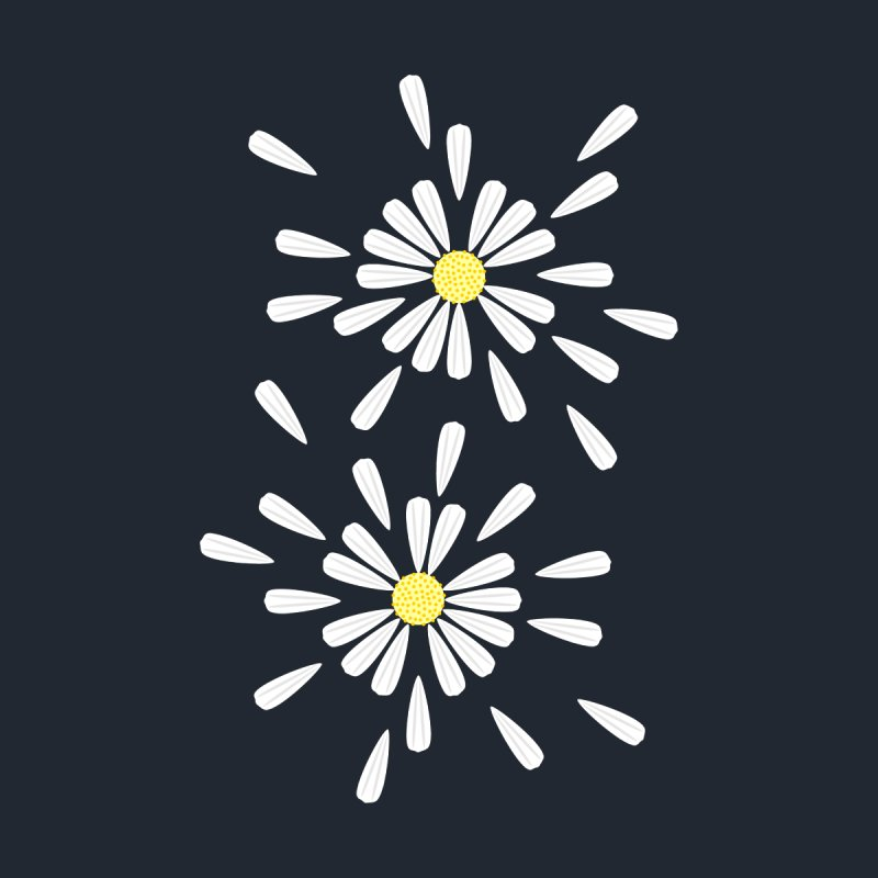 Common Daisy by Kira Seiler