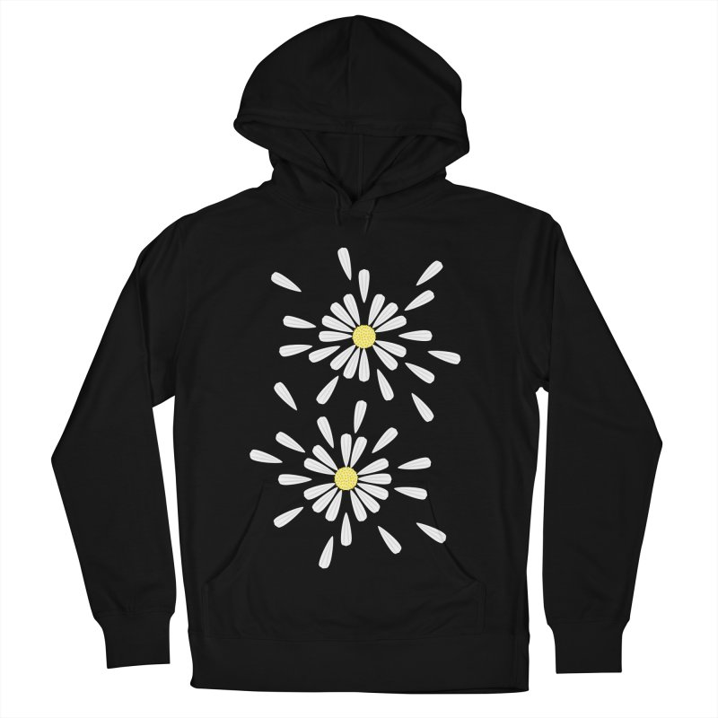 Common Daisy Women's Pullover Hoody by Kira Seiler