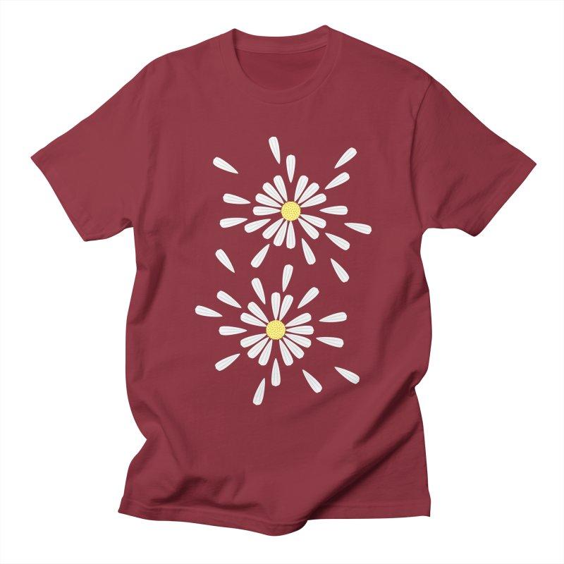 Common Daisy Women's Unisex T-Shirt by Kira Seiler