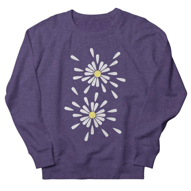 Common Daisy Women's Sweatshirt by Kira Seiler