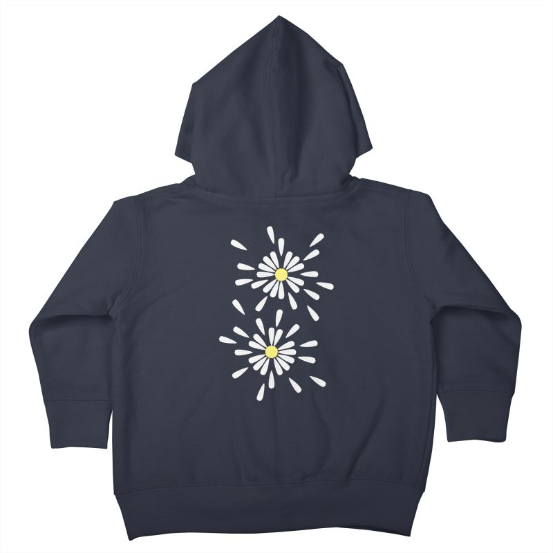 Common Daisy Kids Toddler Zip-Up Hoody by Kira Seiler