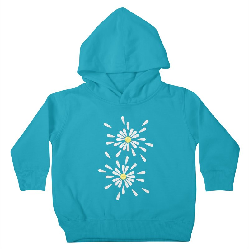 Common Daisy Kids Toddler Pullover Hoody by Kira Seiler