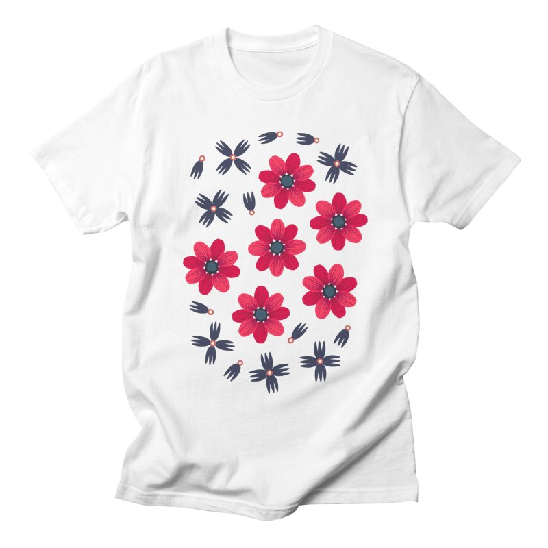 Baby Red Men's T-Shirt by Kira Seiler