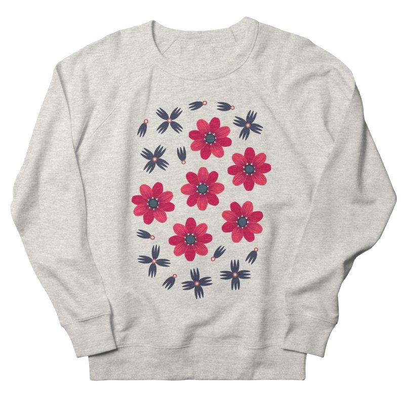 Baby Red Men's Sweatshirt by Kira Seiler
