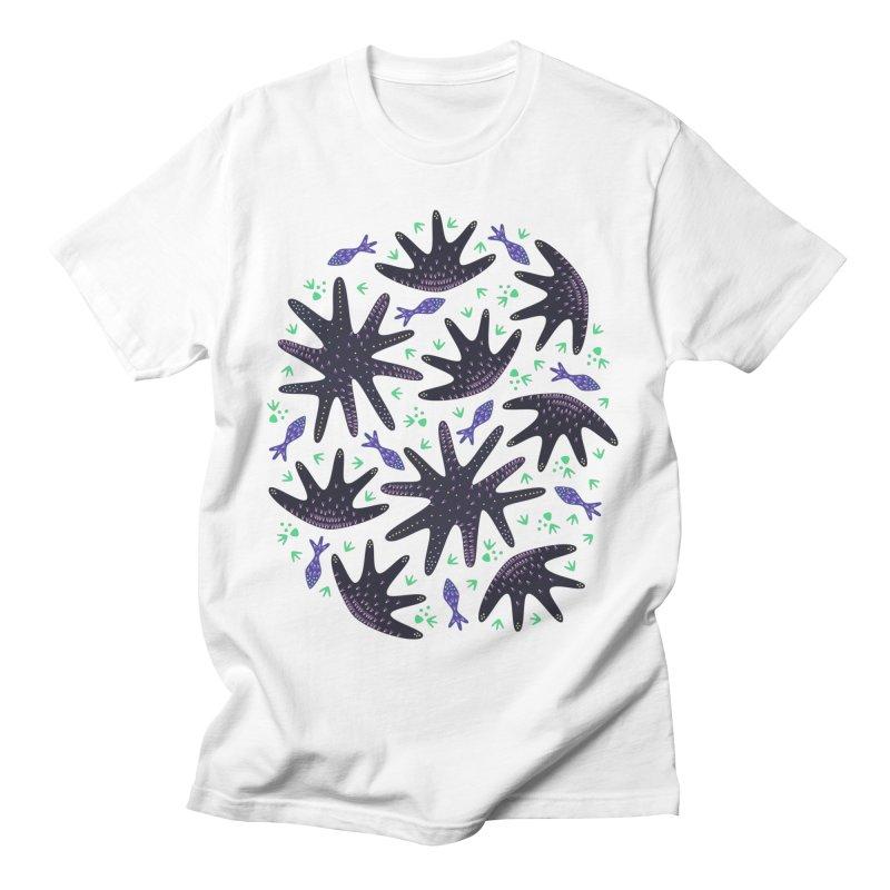 Star Fish Men's T-Shirt by Kira Seiler