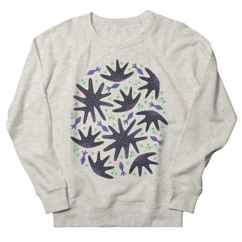 Star Fish Men's Sweatshirt by Kira Seiler