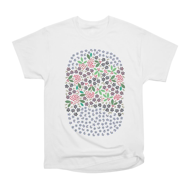 Rowan Berries Women's Classic Unisex T-Shirt by Kira Seiler