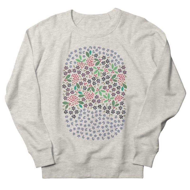 Rowan Berries Men's Sweatshirt by Kira Seiler