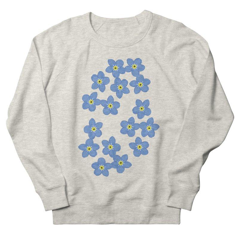 Myosotis Women's Sweatshirt by Kira Seiler
