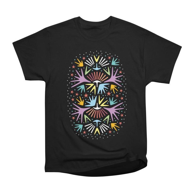 Miami Nights Women's Heavyweight Unisex T-Shirt by Kira Seiler