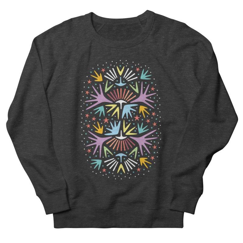 Miami Nights Women's French Terry Sweatshirt by Kira Seiler