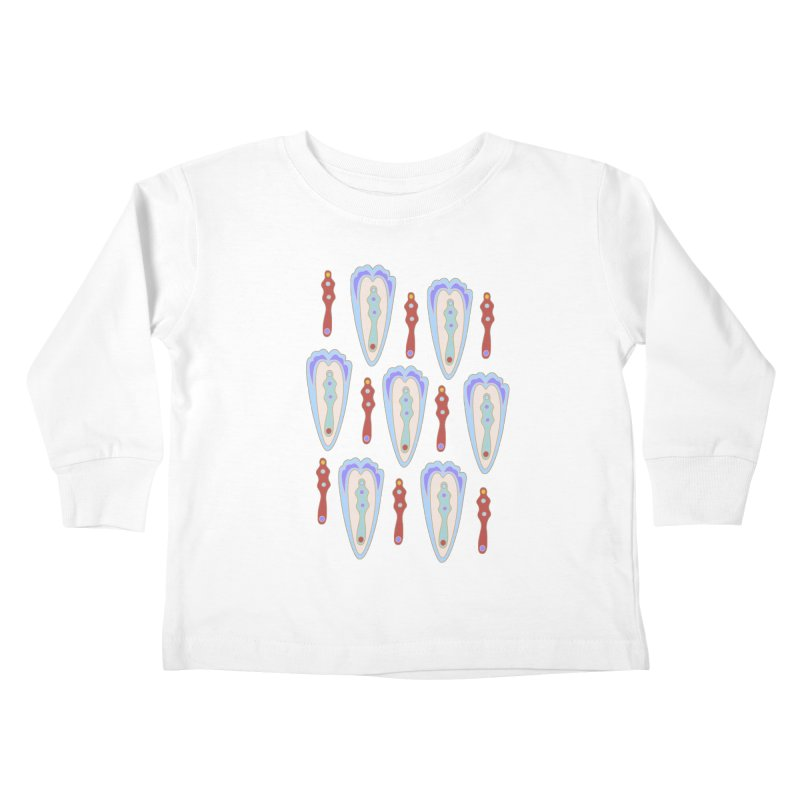 Alice 1 Kids Toddler Longsleeve T-Shirt by Kira Seiler