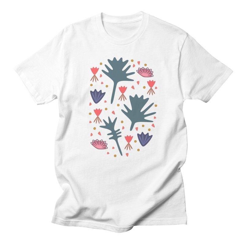 Raining Roses Women's T-Shirt by Kira Seiler
