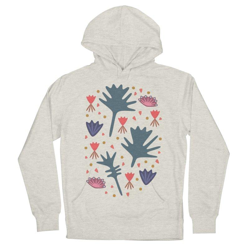 Raining Roses Women's Pullover Hoody by Kira Seiler