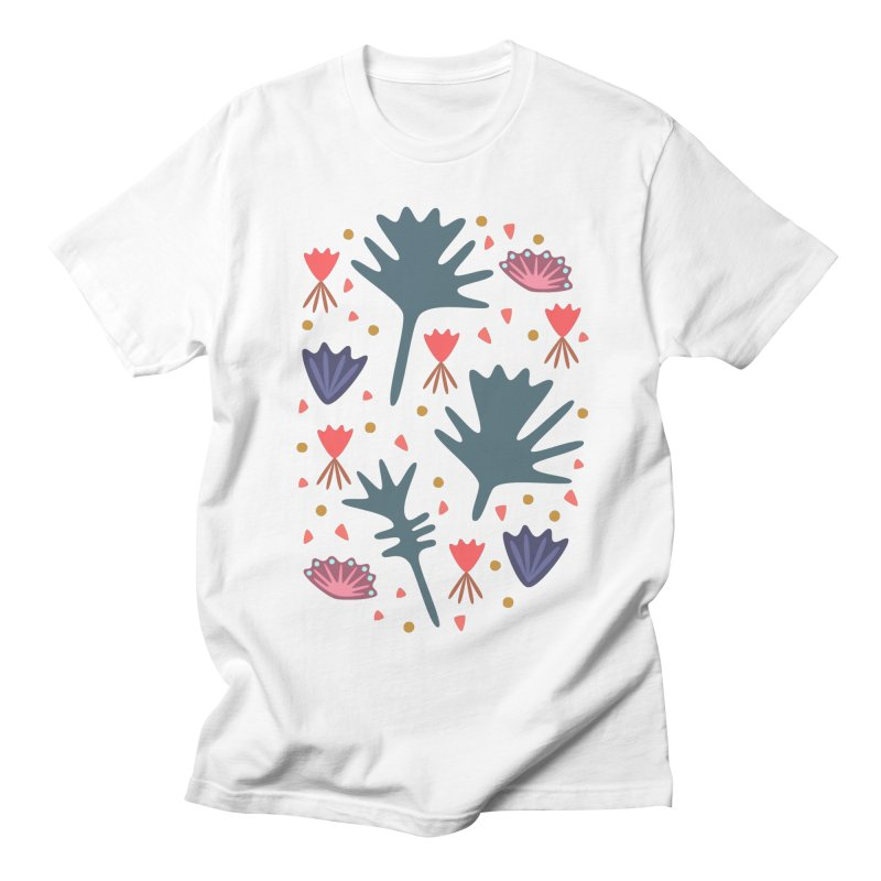 Raining Roses Women's T-Shirt by Kira Seiler
