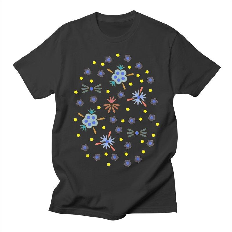 Retro Bloom Women's T-Shirt by Kira Seiler