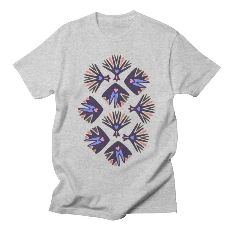 Palm Springs Men's T-Shirt by Kira Seiler