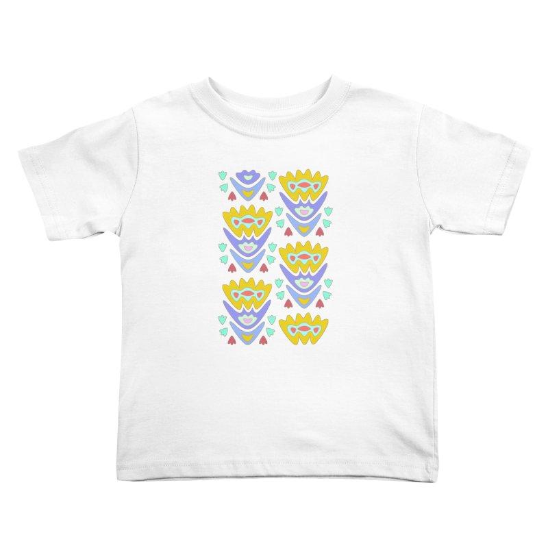 Triumph Tulips Kids Toddler T-Shirt by Kira Seiler