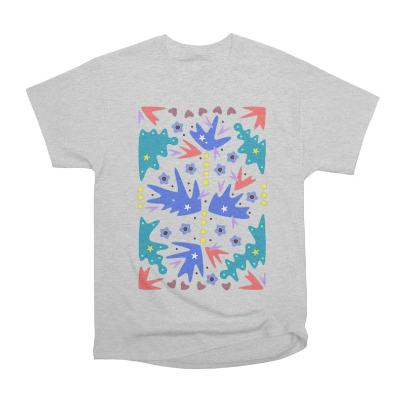Before Spring Women's Heavyweight Unisex T-Shirt by Kira Seiler