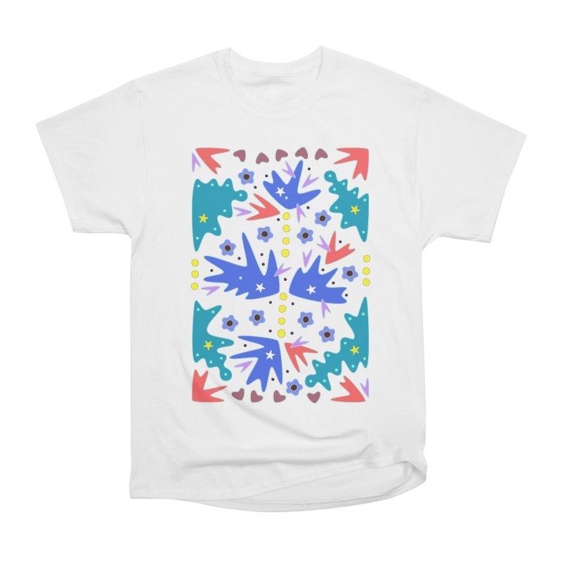 Before Spring Women's Heavyweight Unisex T-Shirt by Kira Seiler
