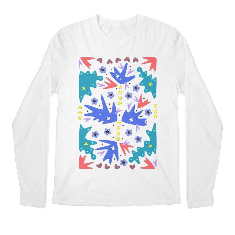 Before Spring Men's Regular Longsleeve T-Shirt by Kira Seiler