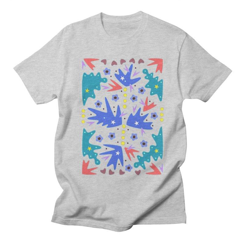 Before Spring Men's Regular T-Shirt by Kira Seiler