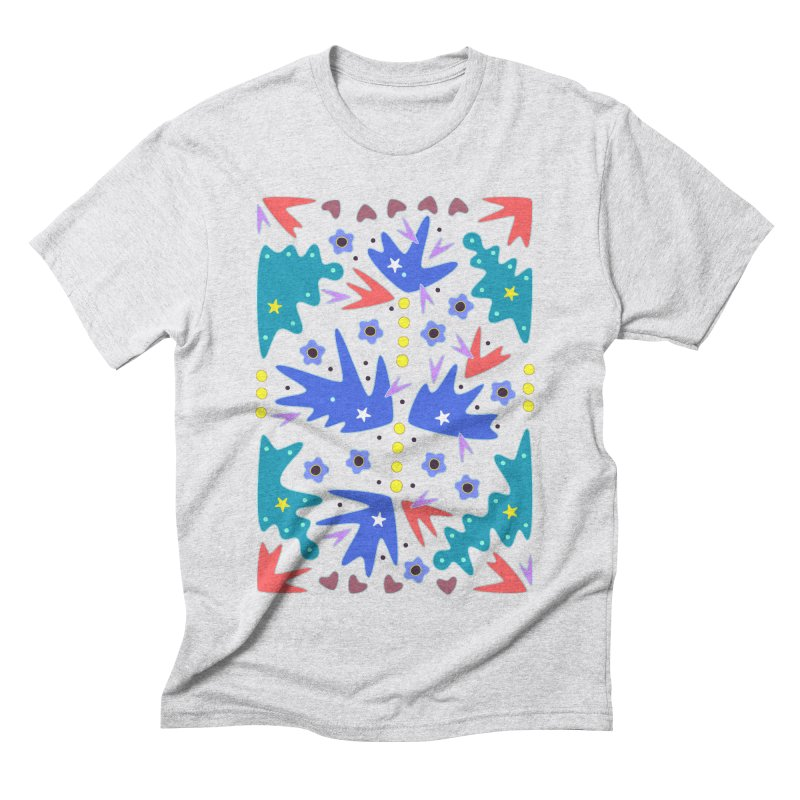 Before Spring Men's Triblend T-Shirt by Kira Seiler