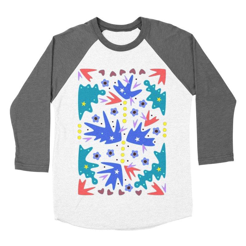 Before Spring Men's Baseball Triblend T-Shirt by Kira Seiler