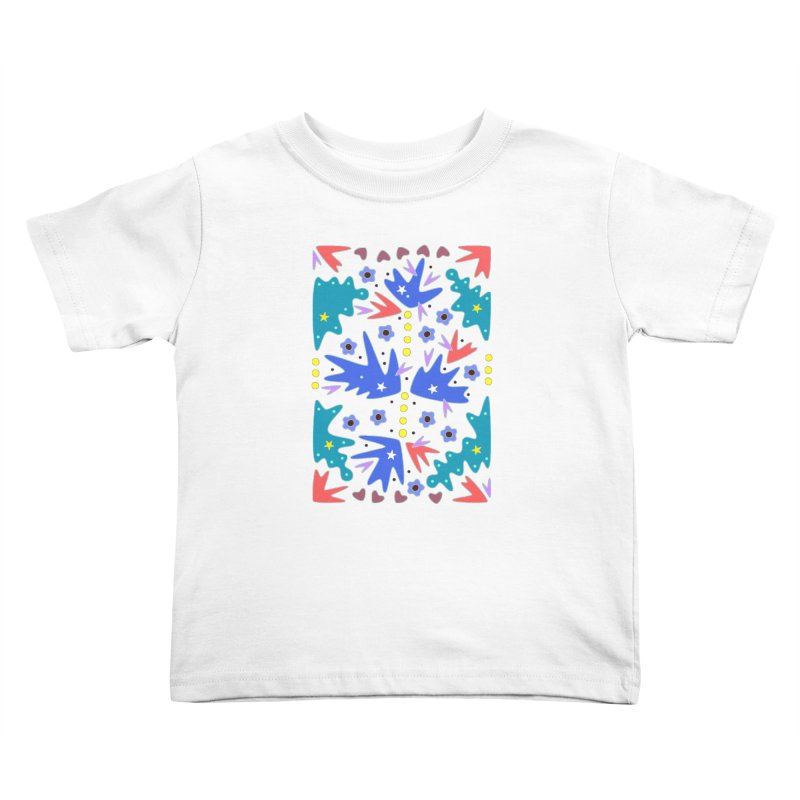 Before Spring Kids Toddler T-Shirt by Kira Seiler