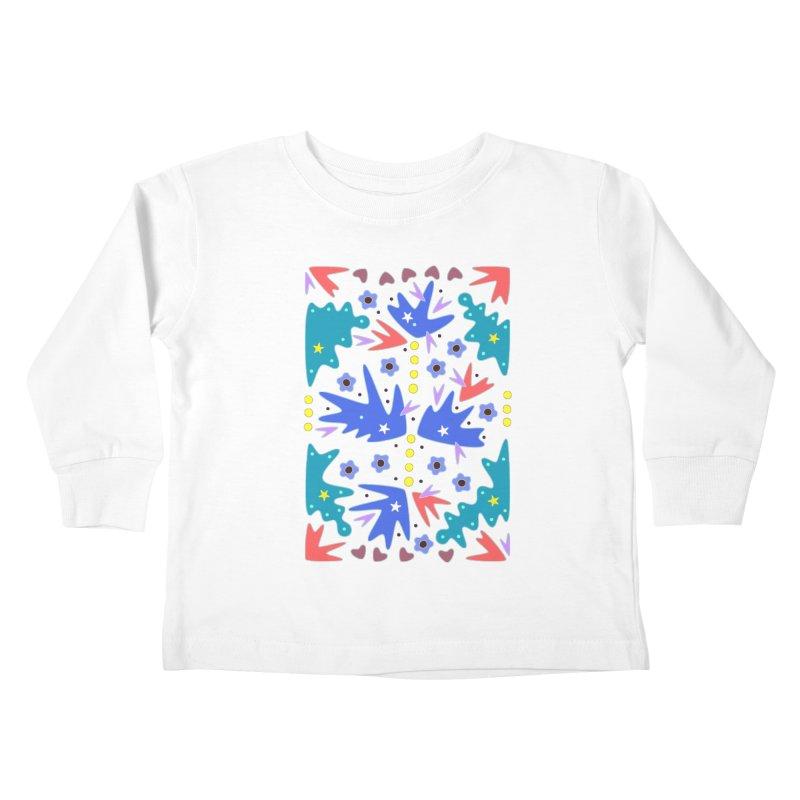 Before Spring Kids Toddler Longsleeve T-Shirt by Kira Seiler
