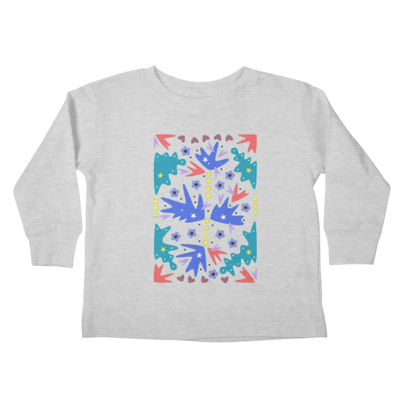 Before Spring Kids Toddler Longsleeve T-Shirt by Kira Seiler
