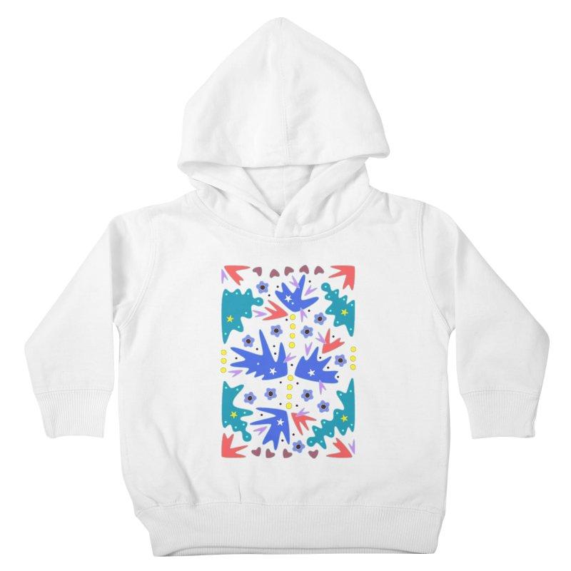 Before Spring Kids Toddler Pullover Hoody by Kira Seiler