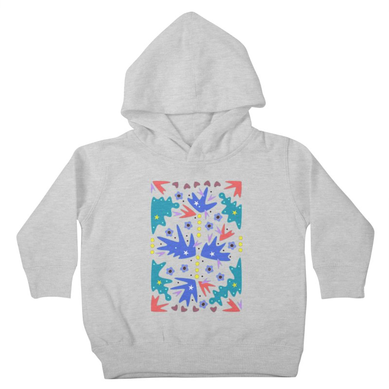 Before Spring Kids Toddler Pullover Hoody by Kira Seiler