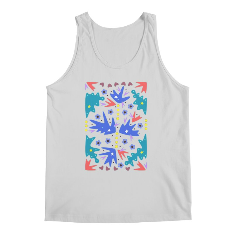 Before Spring Men's Tank by Kira Seiler
