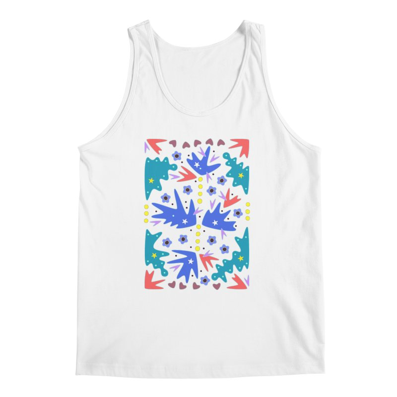 Before Spring Men's Regular Tank by Kira Seiler