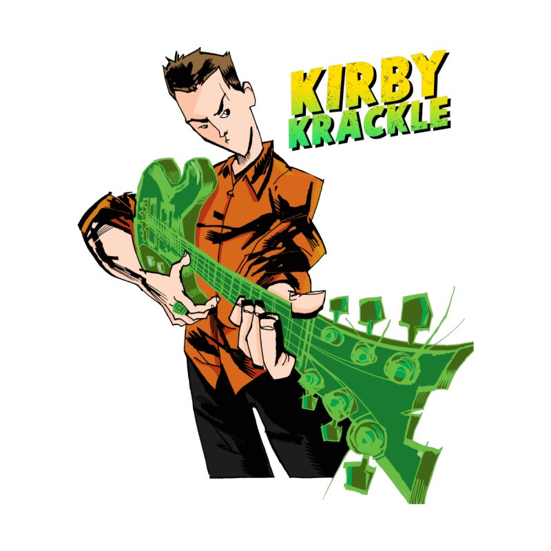 Kirby Krackle - Ring Capacity Logo   by Kirby Krackle's Artist Shop