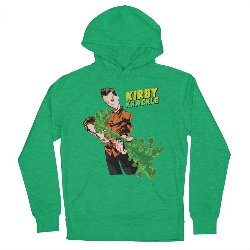 Kirby Krackle - Ring Capacity Logo Men's Pullover Hoody by Kirby Krackle's Artist Shop